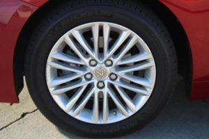 2015 Lexus ES 350  Carfax 1-Owner - No AccidentsDamage Reported  Matador Red Mica  We are not