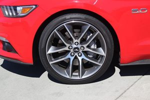 2015 Ford Mustang GT Premium Carfax 1-Owner  Red  We are not responsible for typographical err