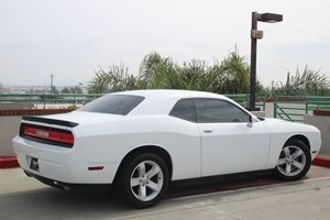 2014 Dodge Challenger SXT Carfax Report  Bright White Clearcoat          19646 Per Month - O