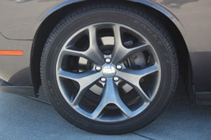 2015 Dodge Challenger SXT Plus Carfax 1-Owner - No AccidentsDamage Reported  Gray          2