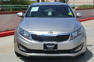 2013 Kia Optima LX  Bright Silver Metallic  We are not responsible for typographical errors Al