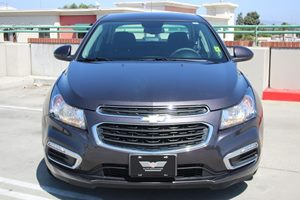 2016 Chevrolet Cruze Limited 1LT Auto  Gray  We are not responsible for typographical errors A
