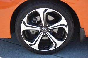 2015 Honda Civic Sedan Si wSummer Tires  Orange          24063 Per Month - On Approved Credi