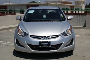 2016 Hyundai Elantra SE  Symphony Silver 15472 Per Month - On Approved Credit      See our e