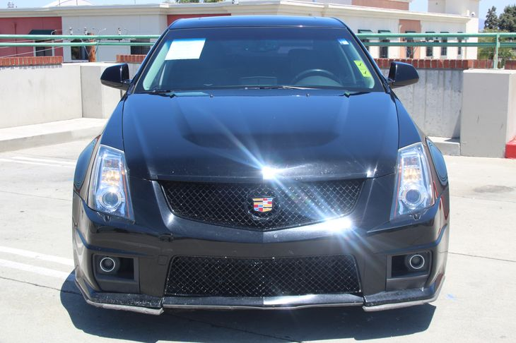 2010 Cadillac CTS-V   Black Raven TAKE ADVANTAGE OF OUR PUBLIC WHOLESALE PRICING GOING ON RIG