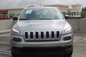 2016 Jeep Cherokee Sport  Gray          21724 Per Month - On Approved Credit           See o