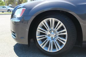 2013 Chrysler 300 300C  Billet Silver Metallic          23543 Per Month - On  Approved Credit