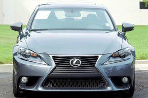 2014 Lexus IS 250  Carfax Report Audio  Auxiliary Audio Input Audio  Cd Player Convenience