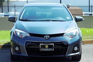 2014 Toyota Corolla S Audio  Auxiliary Audio Input Audio  Cd Player Convenience  Automatic He