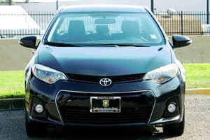 2014 Toyota Corolla S Carfax 1-Owner - No AccidentsDamage Reported Audio  Auxiliary Audio Input