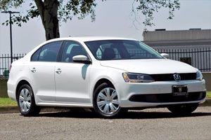 2014 Volkswagen Jetta Sedan SE PZEV Carfax 1-Owner - No AccidentsDamage Reported Aero-Composite