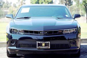 2014 Chevrolet Camaro LT Transmission 6-Speed Automatic Audio Auxiliary Audio Input Audio Sat