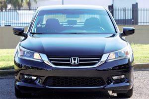 2015 Honda Accord Sedan Sport Carfax 1-Owner Audio Auxiliary Audio Input Audio Cd Player Conv
