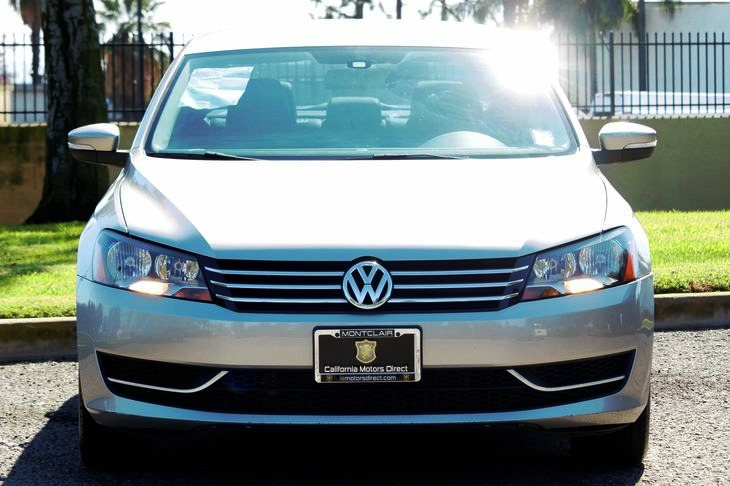 2014 Volkswagen Passat SE PZEV Audio Auxiliary Audio Input Audio Cd Changer Convenience Autom