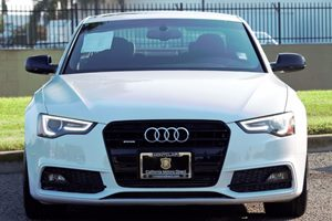 2014 Audi A5 20T quattro Premium Carfax 1-Owner Audio Cd Player Audio Satellite Radio Conven