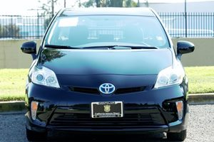 2015 Toyota Prius Two Audio Auxiliary Audio Input Audio Cd Player Auto Off Projector Beam Halo