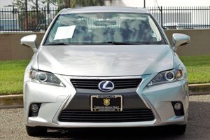2014 Lexus CT 200h Base Carfax 1-Owner - No AccidentsDamage Reported Audio Auxiliary Audio Inpu