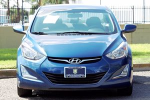 2015 Hyundai Elantra SE Carfax 1-Owner - No AccidentsDamage Reported Audio Auxiliary Audio Inpu
