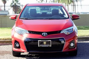 2015 Toyota Corolla S Carfax 1-Owner Audio Auxiliary Audio Input Audio Cd Player Convenience