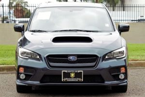 2015 Subaru WRX Limited Carfax 1-Owner Audio Auxiliary Audio Input Audio Cd Player Audio Sat
