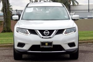 2016 Nissan Rogue S Carfax 1-Owner - No AccidentsDamage Reported  Glacier White  We are not r