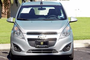 2015 Chevrolet Spark 1LT CVT  Silver Ice  We are not responsible for typographical errors All