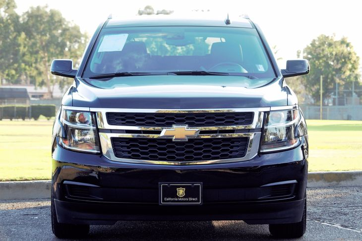 2017 Chevrolet Tahoe LT  Black All advertised prices exclude government fees and taxes any fin
