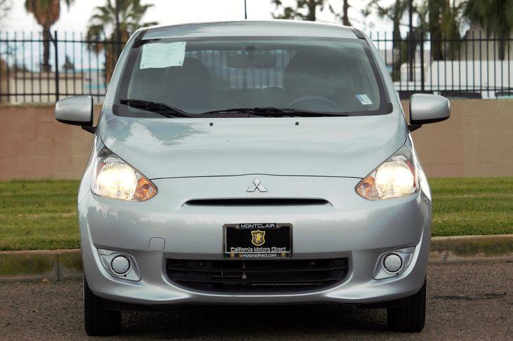 2015 Mitsubishi Mirage ES Audio Auxiliary Audio Input Audio Cd Player Auto Off Aero-Composite