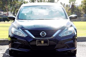 2016 Nissan Altima 25 Carfax 1-Owner  Super Black  We are not responsible for typographical e