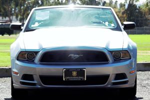 2014 Ford Mustang V6 Carfax 1-Owner - No AccidentsDamage Reported  Ingot Silver Metallic  We