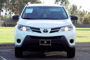 2014 Toyota RAV4 LE Carfax 1-Owner Audio Auxiliary Audio Input Audio Cd Player Convenience A