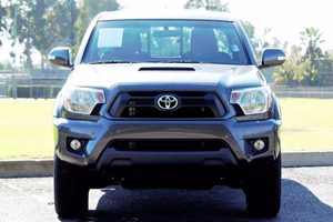 2015 Toyota Tacoma PreRunner V6 Carfax Report Audio Auxiliary Audio Input Audio Cd Player Con