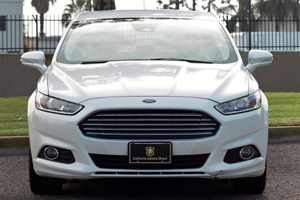 2015 Ford Fusion Energi Titanium Carfax 1-Owner Audio Auxiliary Audio Input Audio Cd Player A