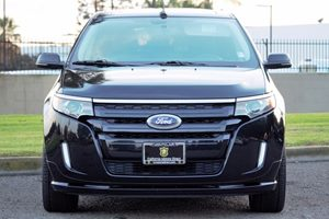 2014 Ford Edge Sport Carfax 1-Owner - No AccidentsDamage Reported  Tuxedo Black Metallic  We