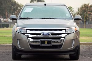 2014 Ford Edge SEL  Mineral Gray Metallic  All advertised prices exclude government fees and ta