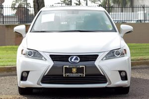 2015 Lexus CT 200h Base Carfax 1-Owner - No AccidentsDamage Reported Audio Auxiliary Audio Inpu