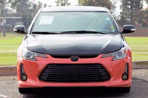 2015 Scion tC Base Carfax 1-Owner - No AccidentsDamage Reported  Orange  We are not responsib