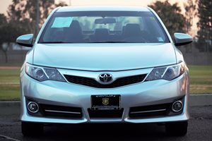 2014 Toyota Camry SE  Classic Silver Metallic  We are not responsible for typographical errors