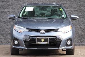 2015 Toyota Corolla S Carfax 1-Owner - No AccidentsDamage Reported  Blue Crush Metallic  We a