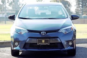2015 Toyota Corolla LE Plus  Gray  All advertised prices exclude government fees and taxes any