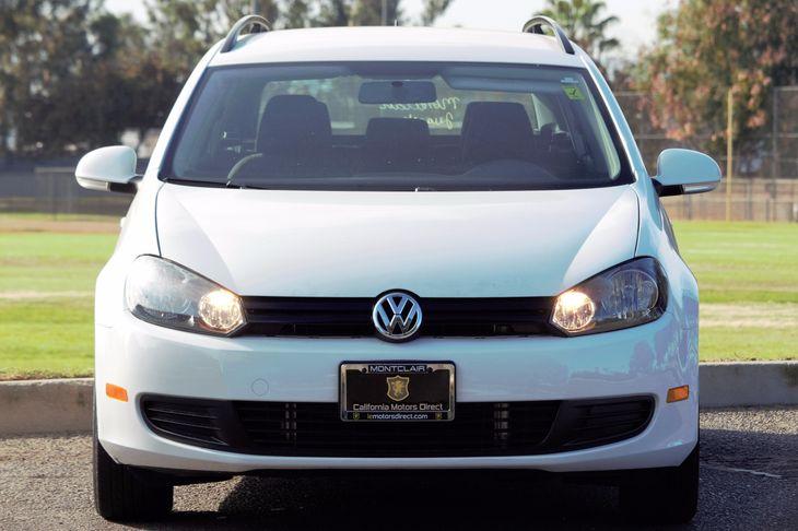 2014 Volkswagen Jetta SportWagen SportWagen S PZEV  White All advertised prices exclude governm