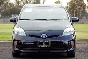 2014 Toyota Prius Base Audio Cd Player Convenience Automatic Headlights Convenience Keyless S