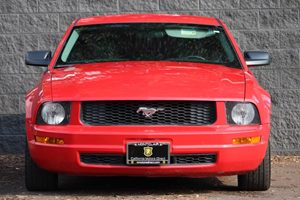 2009 Ford Mustang V6 Carfax Report  Red  We are not responsible for typographical errors All