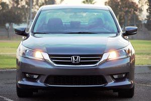 2014 Honda Accord Sedan Sport Carfax 1-Owner  Alabaster Silver Metallic  We are not responsibl