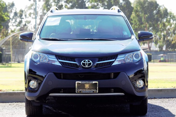 2015 Toyota RAV4 Limited  Black All advertised prices exclude government fees and taxes any fi
