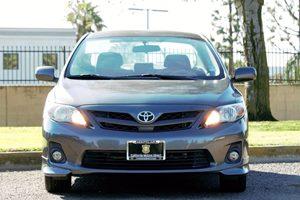 2013 Toyota Corolla S Carfax Report - No AccidentsDamage Reported Audio AmFm Stereo Audio Au