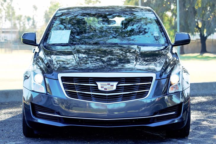 2016 Cadillac ATS Sedan 25L Audio Auxiliary Audio Input Audio Premium Sound System Audio Sat