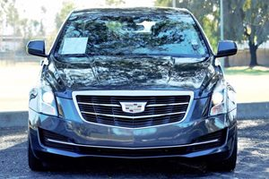 2016 Cadillac ATS Sedan 25L Carfax 1-Owner  Phantom Gray Metallic  We are not responsible for
