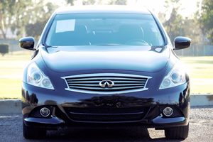 2015 INFINITI Q40 Base Carfax 1-Owner - No AccidentsDamage Reported  Black Obsidian  We are n