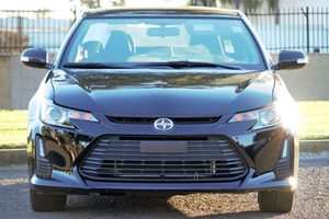 2015 Scion tC Base Carfax 1-Owner - No AccidentsDamage Reported  Black  We are not responsibl
